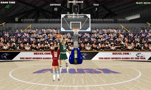 Basketball JAM 1 On 1