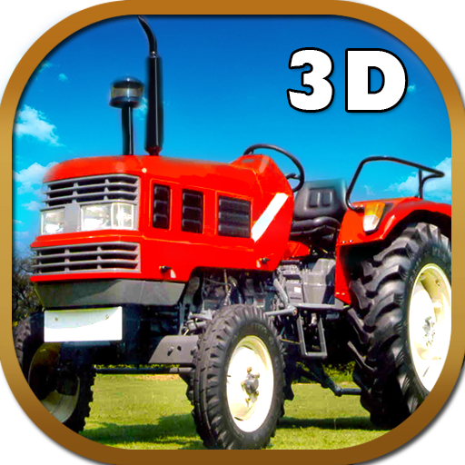 Tractor Simulator : Farm Drive LOGO-APP點子