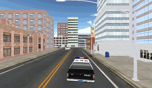 Police Car Parking 3D 賽車遊戲 App-癮科技App