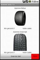 Screenshot of Car Tires Free