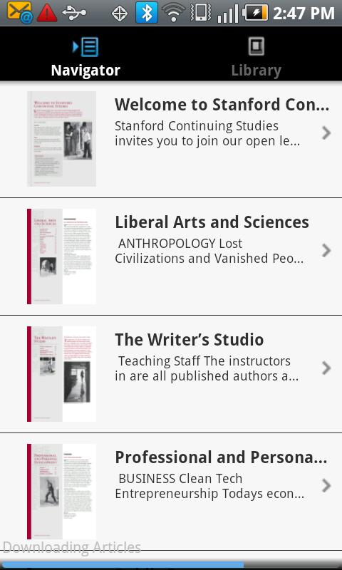 creative writing courses stanford university