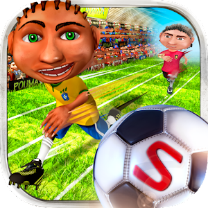 Soccer Rush: Football runner for PC and MAC