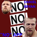 Daniel Bryan NO App - WWE icon
