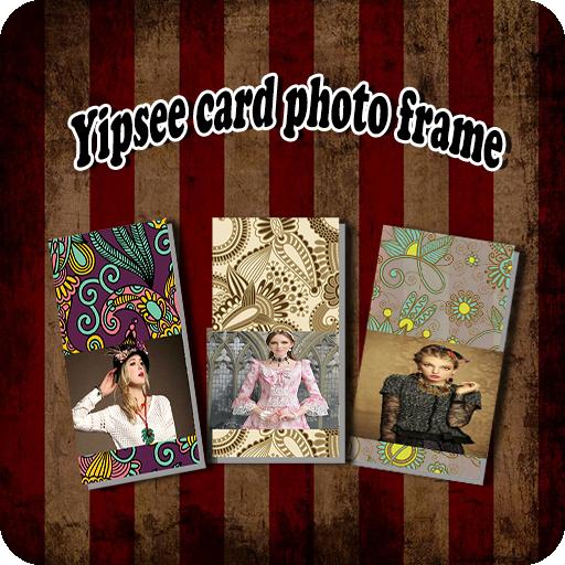 Yipsee卡相框 攝影 LOGO-玩APPs