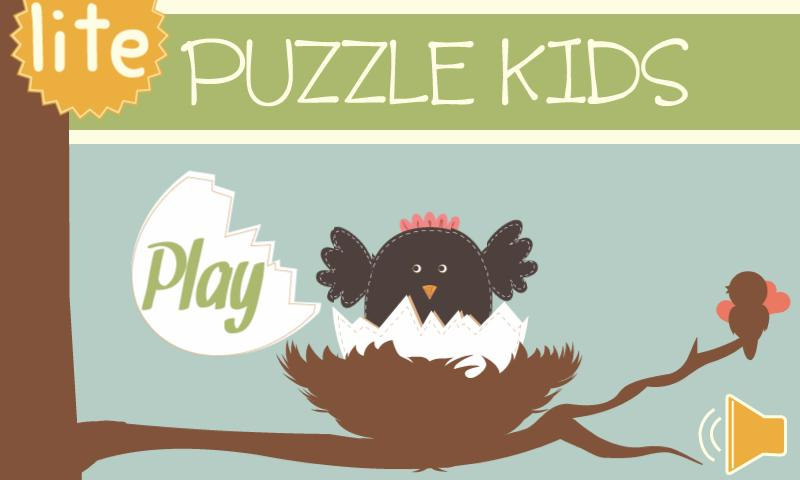 Puzzle Kids Fun Animals Lite - screenshot