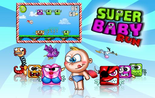 super baby run