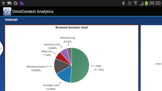 OmniContext Analytics- screenshot thumbnail