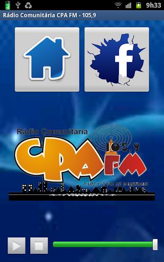 Rádio Comunitária CPA FM 105 9