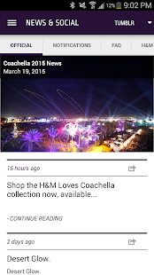Coachella 2015 Official- screenshot thumbnail