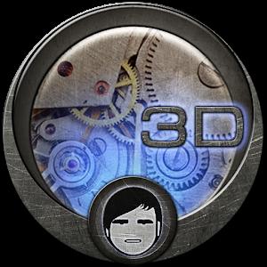 Next Launcher Theme SteampunkN 個人化 LOGO-玩APPs