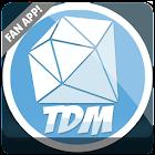 The Diamond Minecart FanApp icon