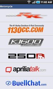 Motorcycle.Com- screenshot thumbnail