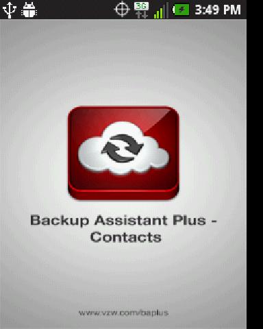 Backup Assistant Optimus Zone