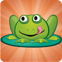 Jumping Frog (like Xonix) icon