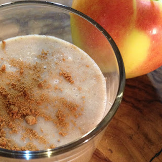 Healthy Apple Pie Smoothie ☆