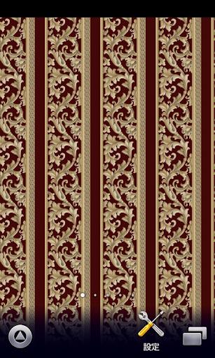 damask pattern wallpaper ver13