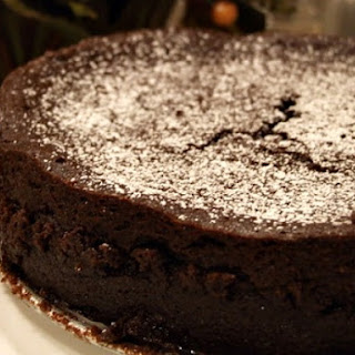 Chocolate- Espresso Torte
