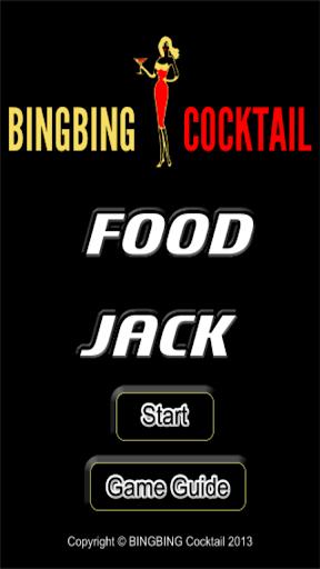 BINGBING Cocktail Food Jack