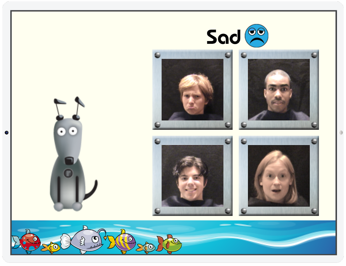 Learn with Rufus: Emotions- screenshot