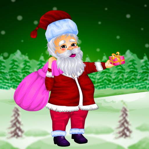 christmas santa dressup 3.0.0 screenshots 10