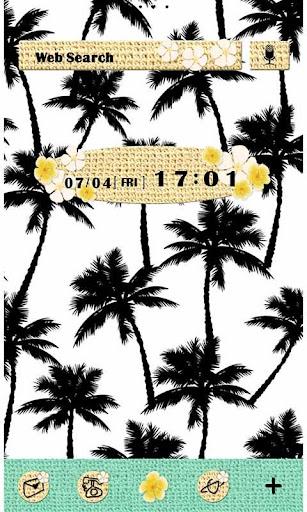 Summer Theme-Summer Palms- 1.1 Windows u7528 1