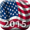 U.S. Citizenship Test 2015 icon