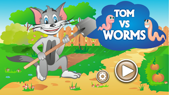 Tom vs Worms