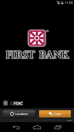 First Bank Mobile Banking