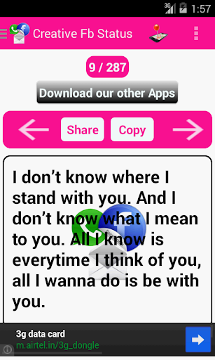flirting quotes goodreads app free without text