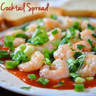 Shrimp Cocktail Spread.