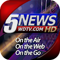 5 News WV's news source logo