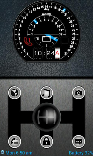 Six Speed Go Locker Theme