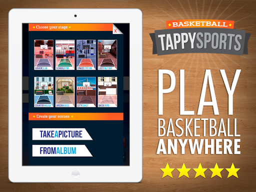 Tappy Sport Basketball NBA Pro Stars 1.6.19 screenshots 8