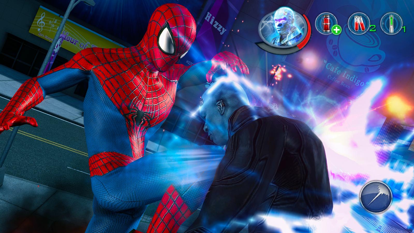 The Amazing Spider-Man 2 - screenshot