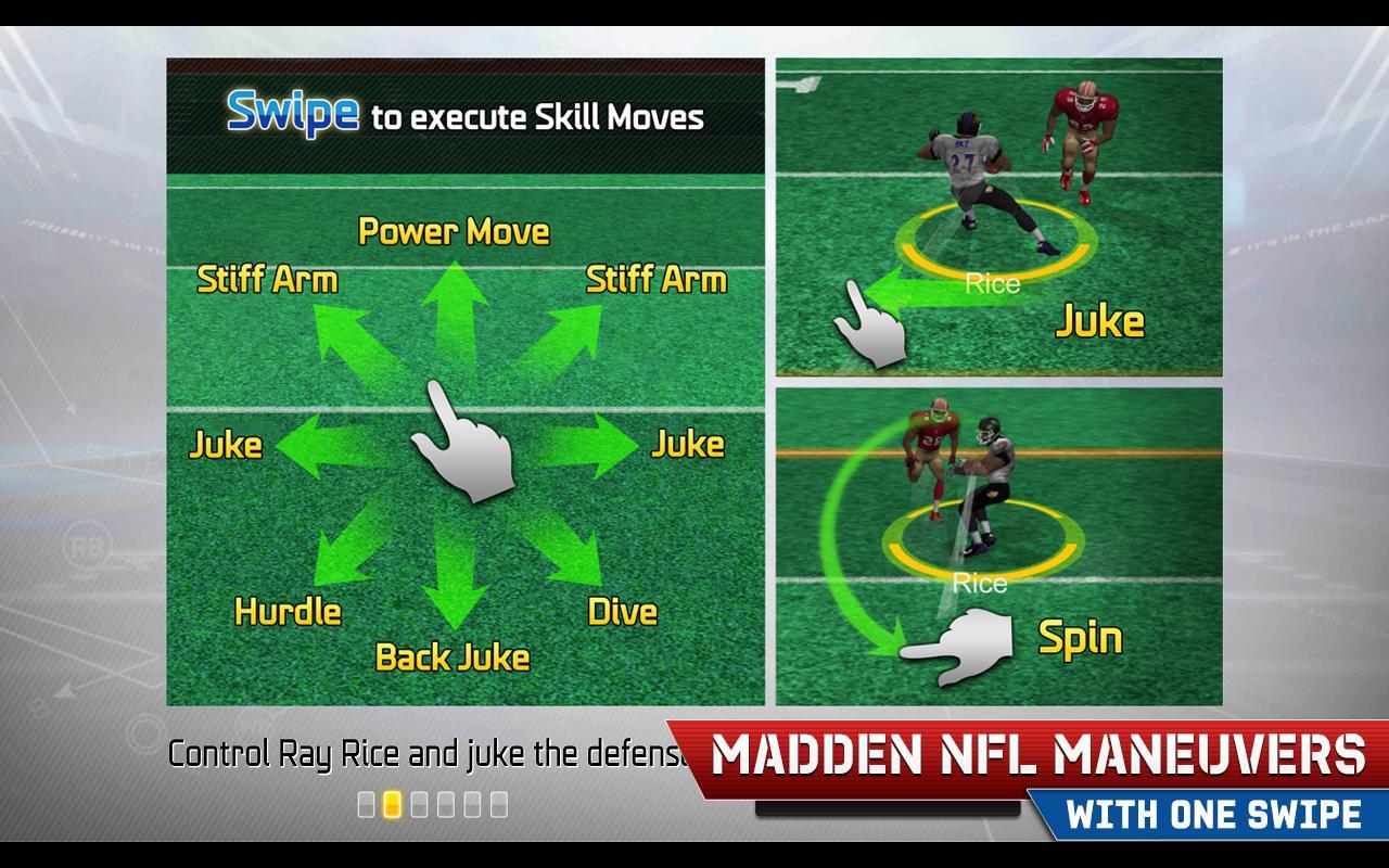 MADDEN NFL 25 by EA SPORTS™ - screenshot