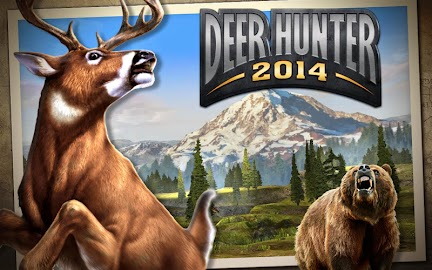 DEER HUNTER 2014 Captura de pantalla 1