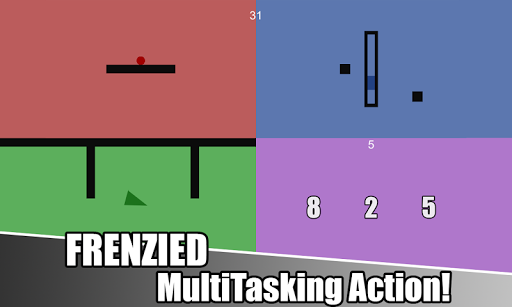 MultiTask: Concentration Game