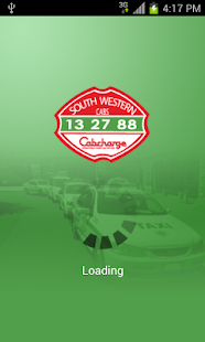 South Western Cabs- screenshot thumbnail