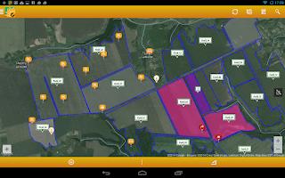 Screenshot of eFarmer