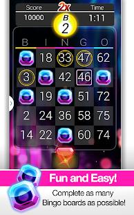 Bingo Gem Rush: HD Blitz Bash