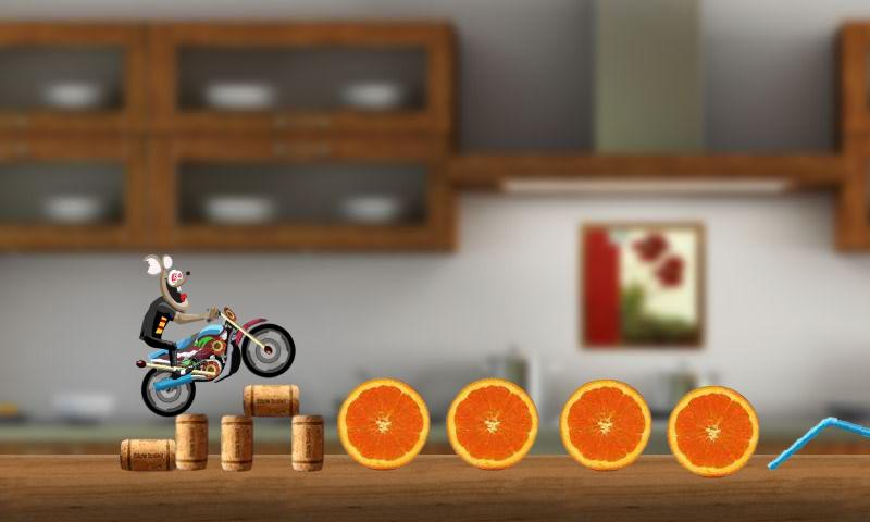 MotoCross Race - SuperBike - screenshot