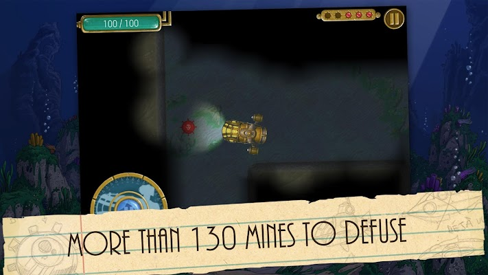 Echoes: Deep-sea Exploration - screenshot