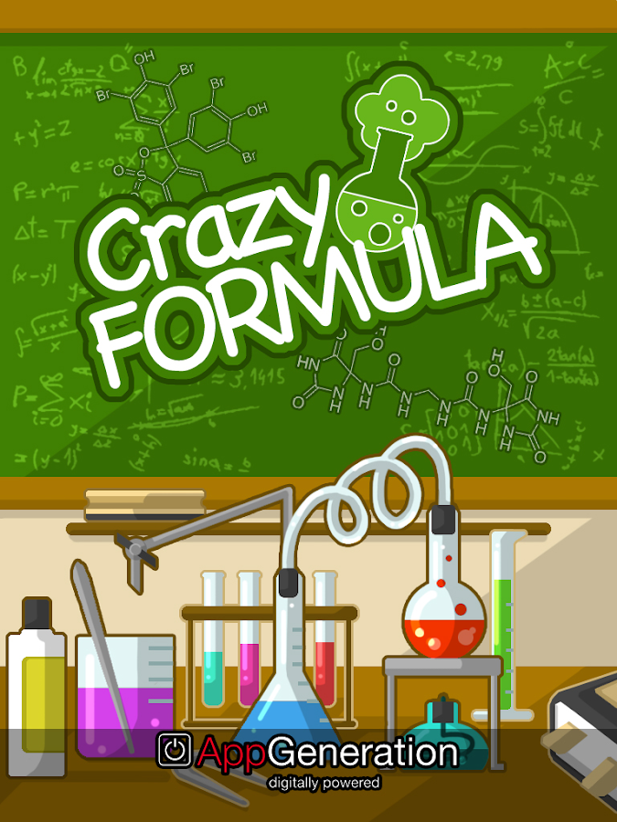 Crazy Formula- screenshot