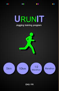 Jogging U RUN IT