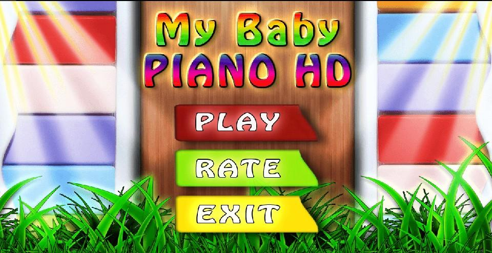 My Baby Piano for Kids Free - screenshot