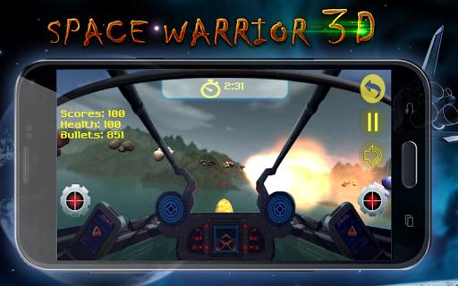 無料动作Appの「宇宙戦士3D」|HotApp4Game