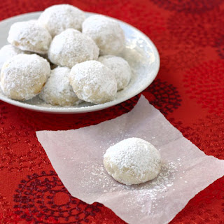 Butter Snowballs.