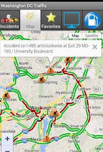 Dc Traffic Google Play Programos