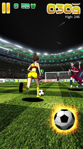 【免費體育競技App】Flick Soccer-APP點子