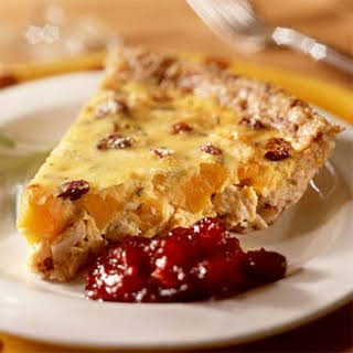 Holiday Quiche.